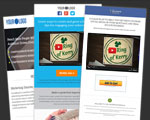 Facebook Landing Pages