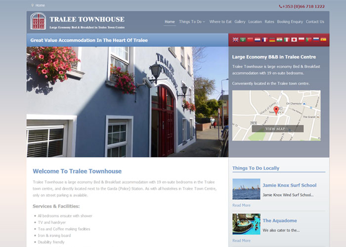 Tralee website design
